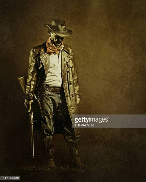american cowboy - sheriff stock pictures, royalty-free photos & images