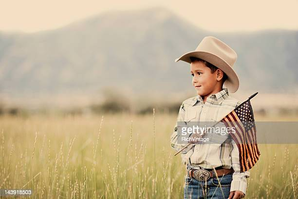 american cowboy - patriotic stock pictures, royalty-free photos & images