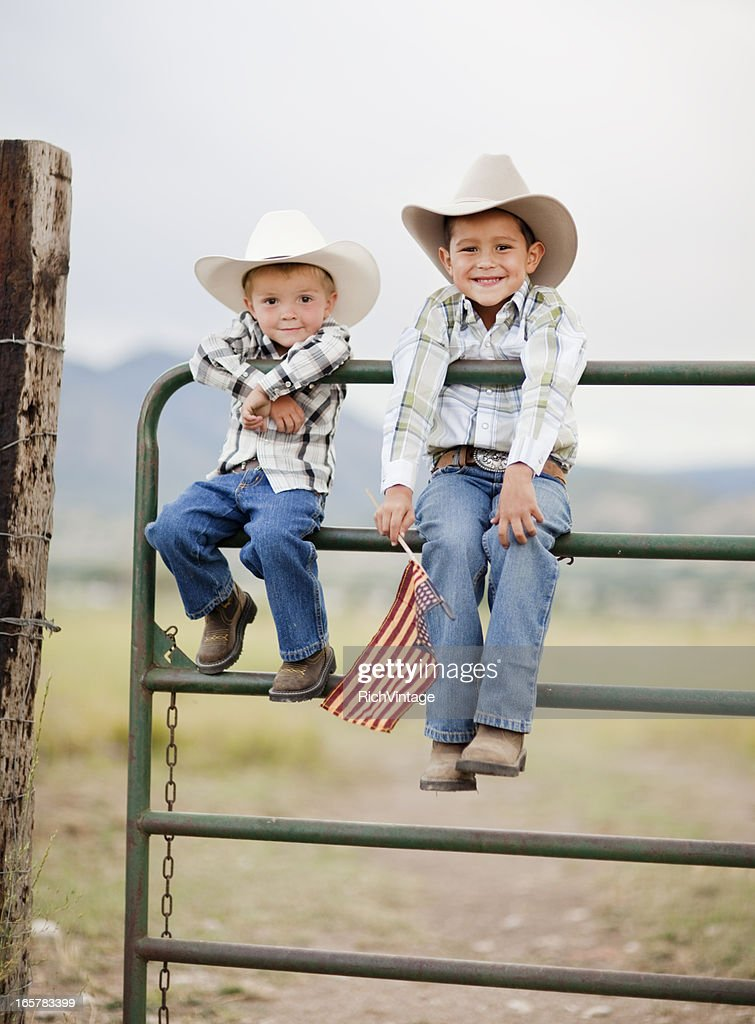 American Cowboys : Stock Photo