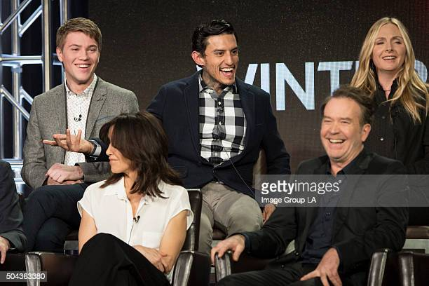 TOUR 2016 American Crime Session The cast and executive producers of American Crime addressed the press at Disney | Walt Disney Television via Getty...
