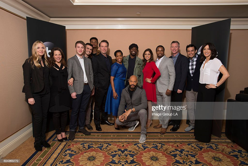 ABC's Coverage Of Disney, Freeform & ABC Television Group's 2016 Winter TCA Tour