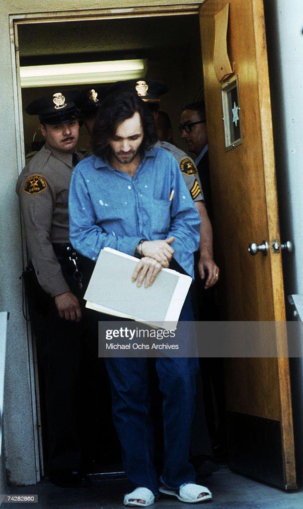 Court Hearing for Gary Hinman Murder : ニュース写真