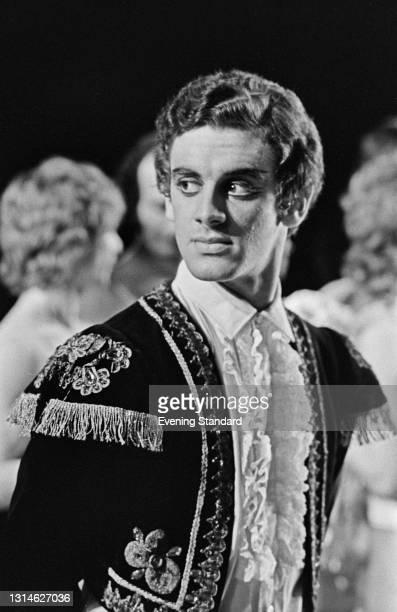 American dancer Fernando Bujones , a Principal Dancer with the American Ballet Theatre, UK, 1st May 1974.