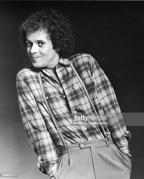 American diet and fitness guru and author Richard Simmons 1982