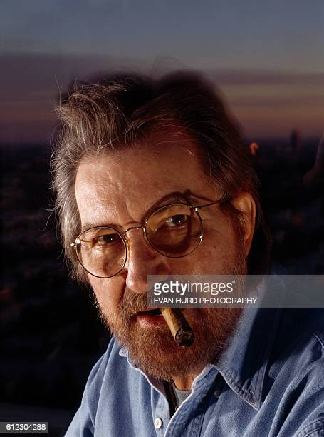 American Director and Screenwriter Tobe Hooper