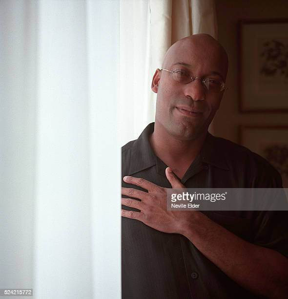 American director John Singleton whose remake of Gordon Parks' 70's film 'Shaft' has just been released in the UK Singleton is mainly famous for his...
