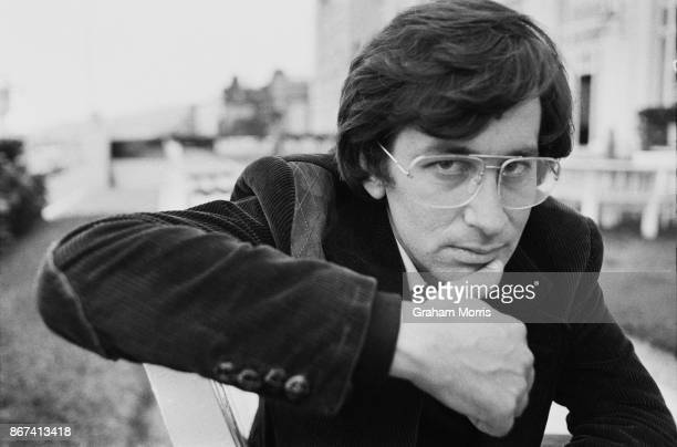 American director producer and screenwriter Steven Spielberg 8th September 1978
