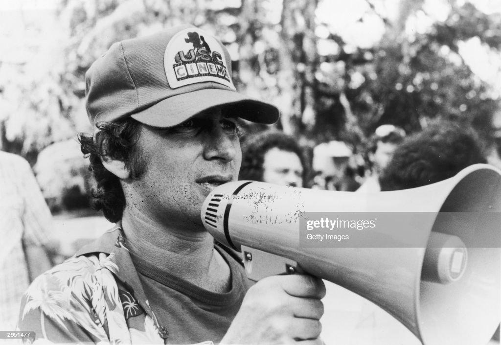 American director Steven Spielberg : Fotografia de notícias