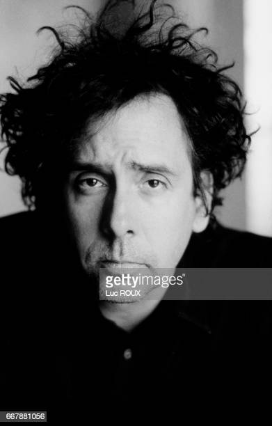 American Director Tim Burton