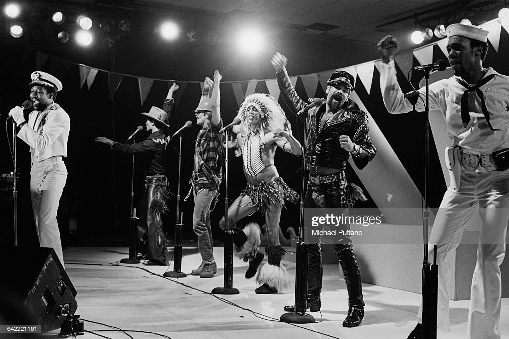The Village People : News Photo