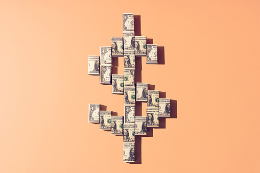 American dollar currency symbol - gettyimageskorea