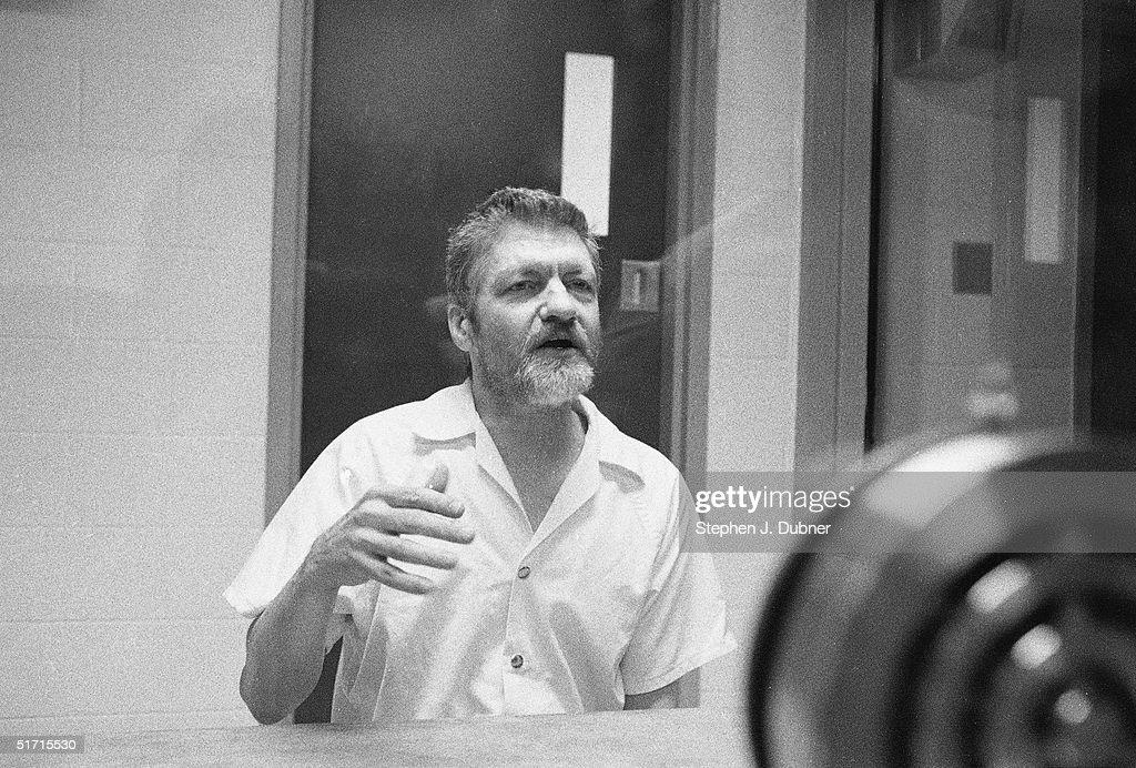 **EXCLUSIVE** Ted Kaczynski In Prison : News Photo