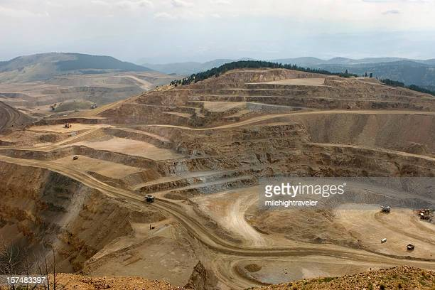 American Eagles gold mine, Victor Colorado