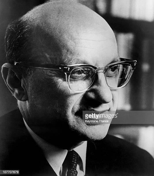 American Economist, Chicago School Leader , Nobel Prize 1976.