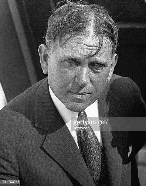 American editor and satirical critic, H.L. Mencken, founded The American Mercury, 1935.
