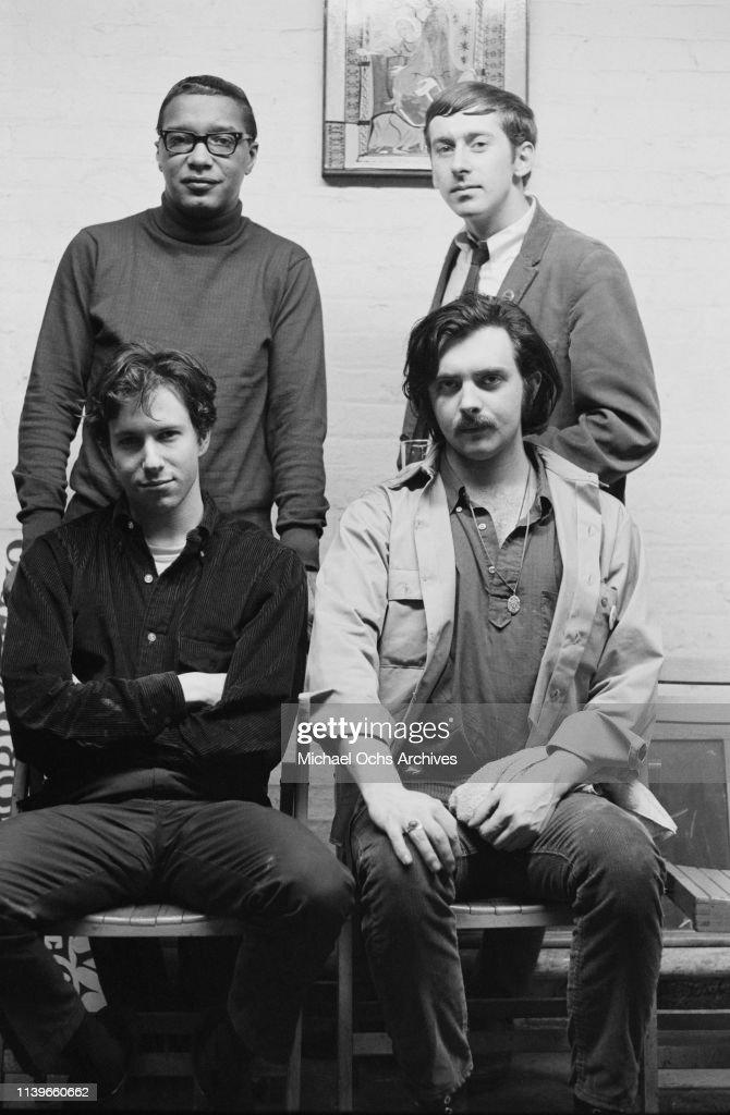 Siegel-Schwall Band : News Photo