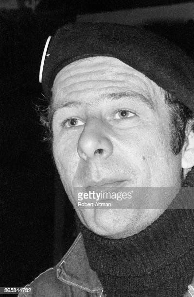 American entertainer and activist for peace Wavy Gravy poses for a portrait during the Earth People's Park Meeting circa December 1969 in Berkeley...