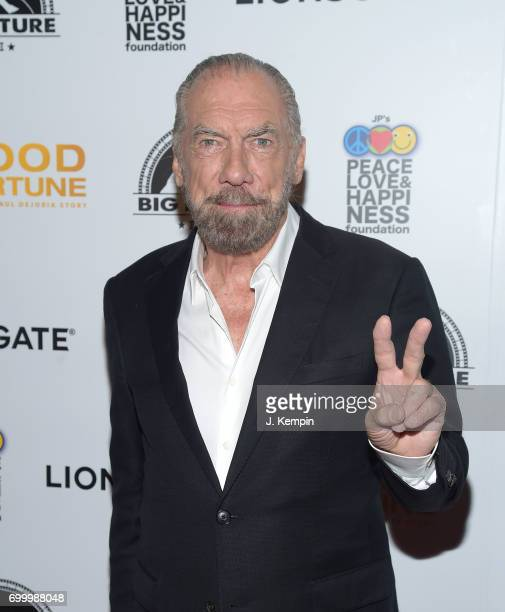American entrepreneur John Paul DeJoria attends the Good Fortune New York Premiere at AMC Loews Lincoln Square 13 theater on June 22 2017 in New York...