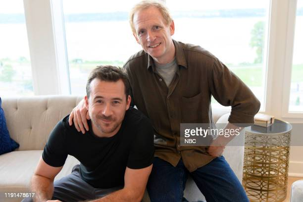 LAW American Epidemic Episode 107 Pictured Barry Sloane as Jake Reilly Scott Shepherd as George Bell