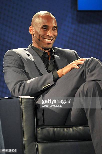 American Express Teamed Up with Kobe Bryant at Conga Room on March 29, 2016 in Los Angeles, California.