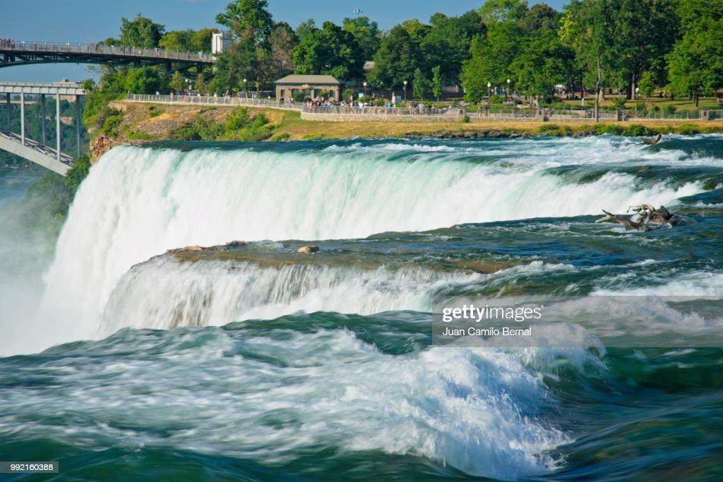 American Falls Of The Niagara ...