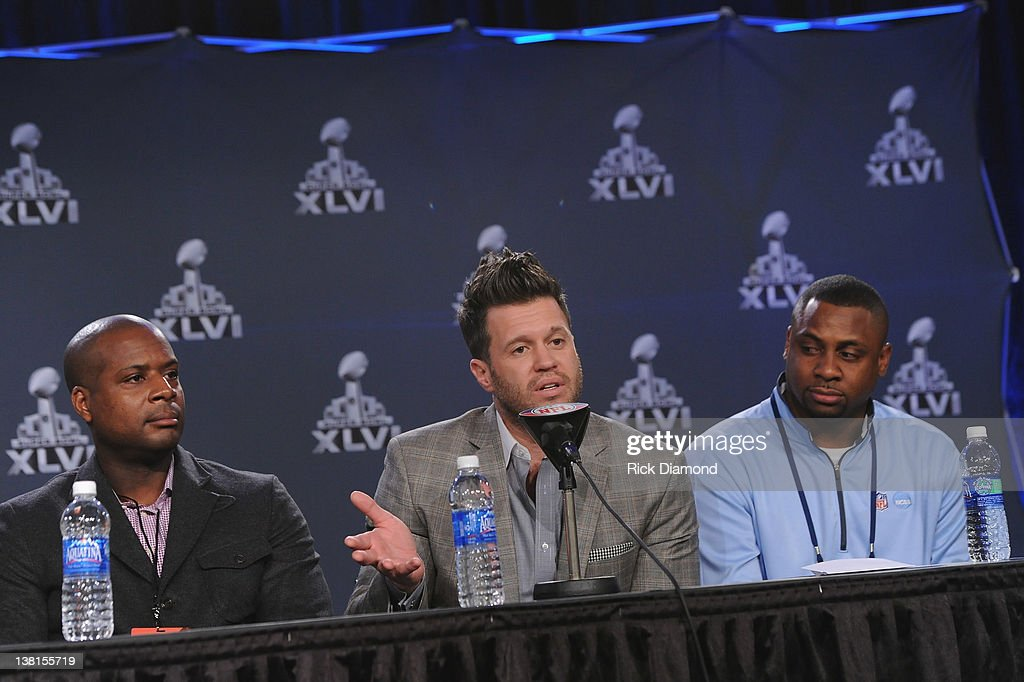 Super Bowl Gospel Celebration 2012 - Press Conference
