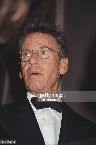 American fashion designer Calvin Klein at the 13th Annual Night of Stars at the Pierre Hotel New York City USA 1996