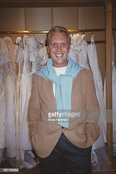 American fashion designer Michael Kors October 1991