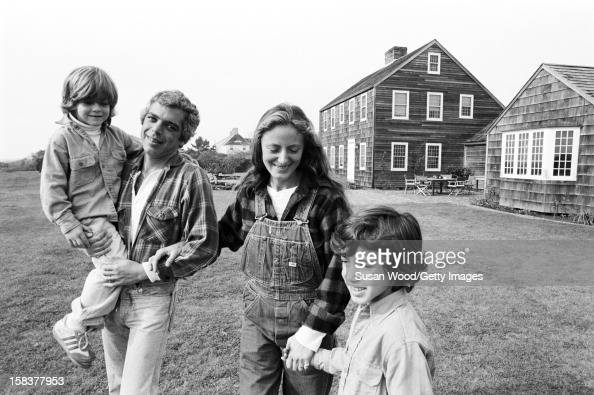 Ralph Lauren Family At Home Pictures Getty Images