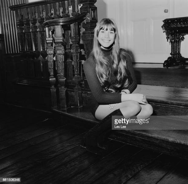 American fashion model and actress Barbi Benton 19th February 1971