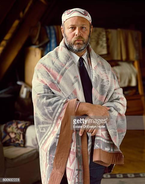 American fashion photographer Bruce Weber New York 1986