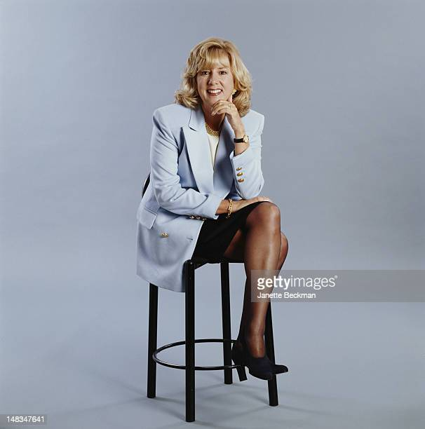American feminist author and Assistant District Attorney Linda Fairstein New York City 1990 Her office supervised the case of the Central Park Jogger...