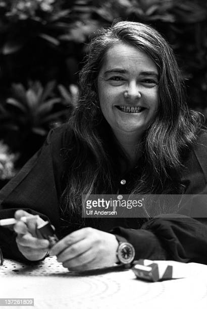 PARIS FRANCE MAY 25 American feminist writer and activist Kate Millett poses during a portrait session held on May 25 1980 in Paris France