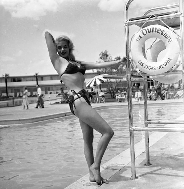 Jayne Mansfield In Bikini