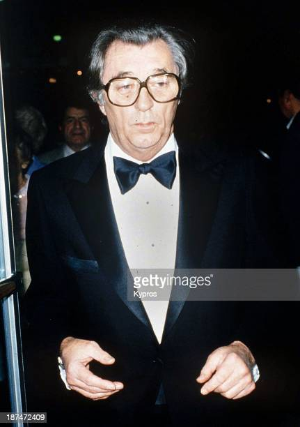 American film actor Robert Mitchum circa 1990