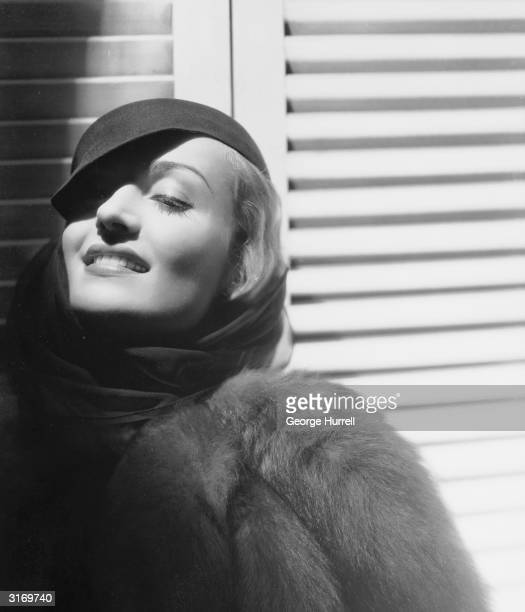 American film actress Carole Lombard as Princess Olga in 'The Princess Comes Across' directed by William K Howard