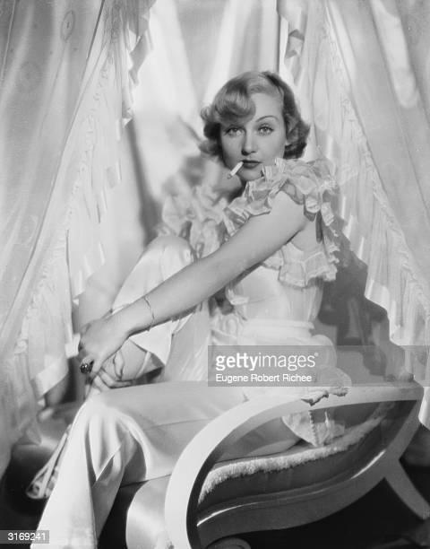 American film actress Carole Lombard