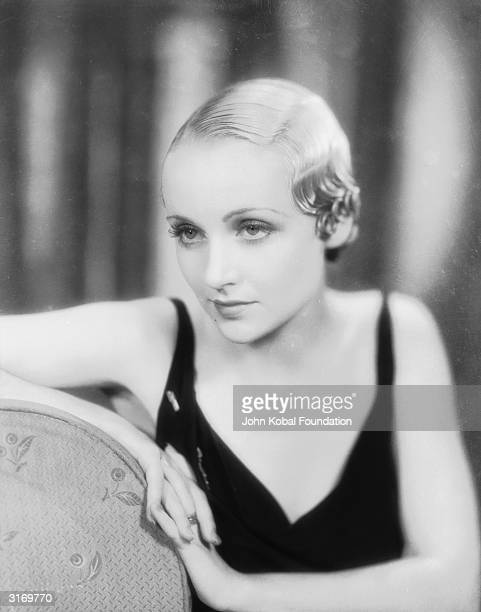 American film actress Carole Lombard She starred in Mack Sennett's comedies before joining Paramount in 1930