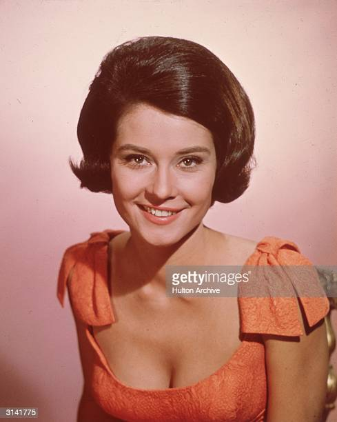 American film actress Diane Baker