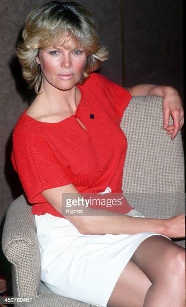 American film actress Kim Basinger, circa 1985.