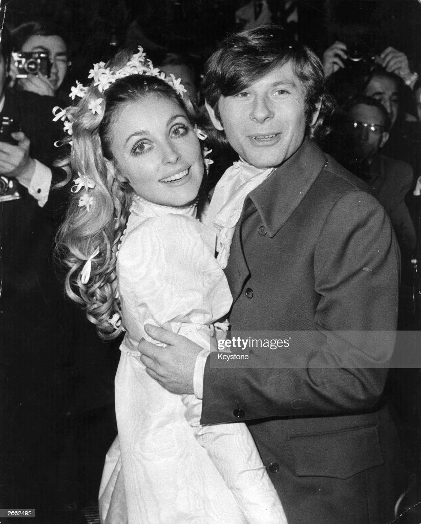 Polanski And Tate : Nachrichtenfoto