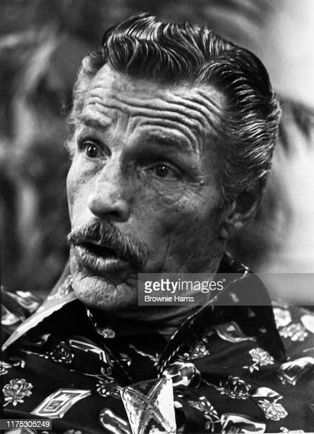 American film and television actor Buster Crabbe New York New York January 1 1976