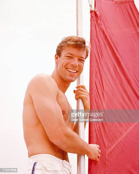 American film and television actor Richard Chamberlain circa 1960