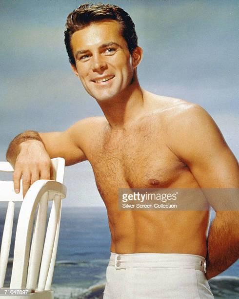 American film and television actor Robert Conrad circa 1960