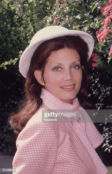 American film and television actress Gayle Hunnicutt who moved to England after her marriage to the English actor David Hemmings