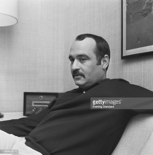 American film and television director Stuart Rosenberg , UK, 2nd December 1967.