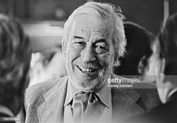 American film director and actor John Huston , UK, 23rd March 1973.
