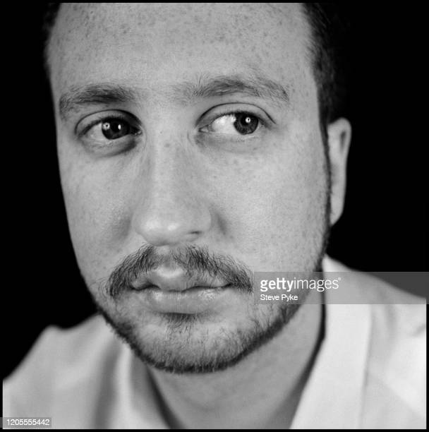 American film director and screenwriter James Gray in London UK 12th November 1994