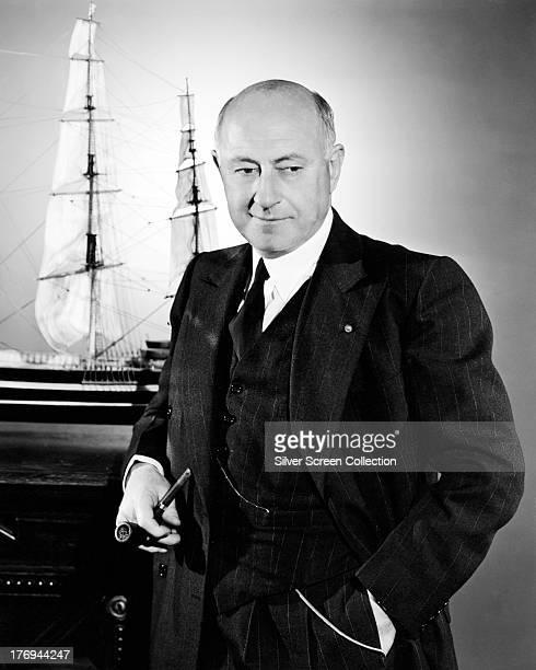 American film director Cecil B DeMille circa 1940