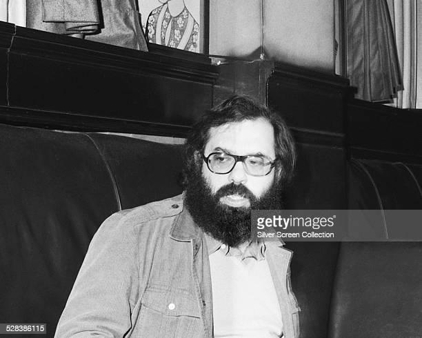 American film director Francis Ford Coppola circa 1975